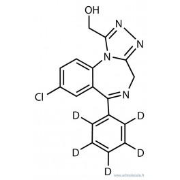 Hydroxyalprazolam-d5