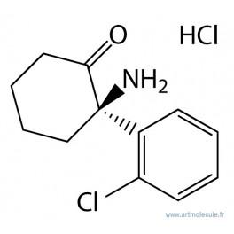 (r)-norketamine hydrochloride