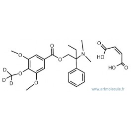 Trimebutine-d3 maleate